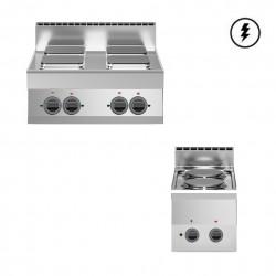 Piani Di Cottura Elettrici Per La Tua Cucina Professionale: Entra Ora!