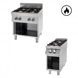 Cucine A Gas Professionali - Catalogo & Shop