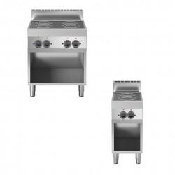 Cucine Vetroceramica a Riscaldamento Elettrico