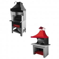 Barbecue Professionali Per Ristoranti - Catalogo Online