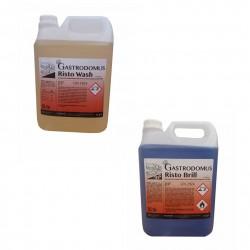 Detergenti E Brillantanti Per Lavaggio Professionale