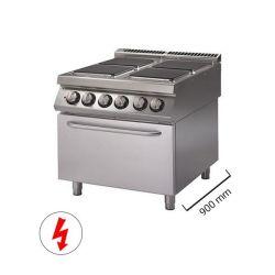 Cucine elettriche con forno - Serie 900