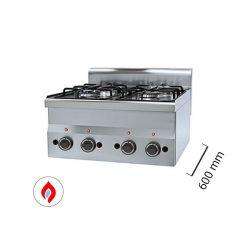 Piani di cottura a gas - Serie 600