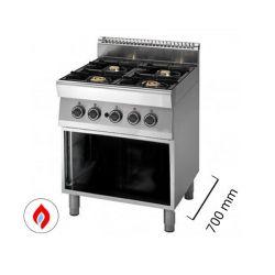 Cucine a gas - Serie 700