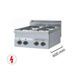 Piani di cottura elettrici - Serie 600